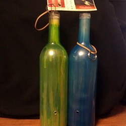 Colored Drip Incense Bottle Burner